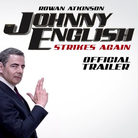 Johnny English Strikes Again fodral